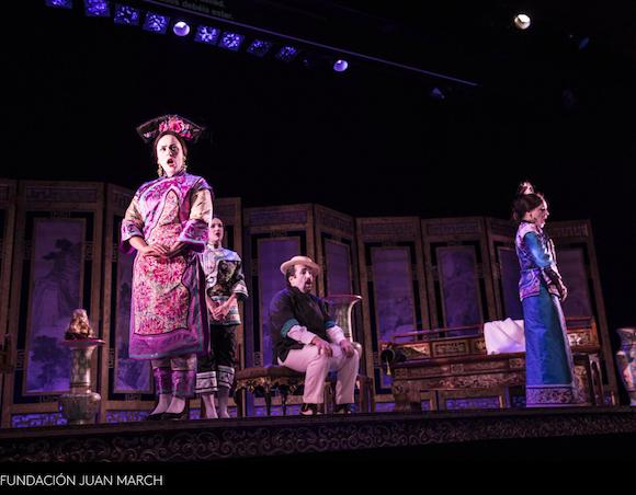 Le Cinesi | Sala Manuel García | Teatro de la Maestranza