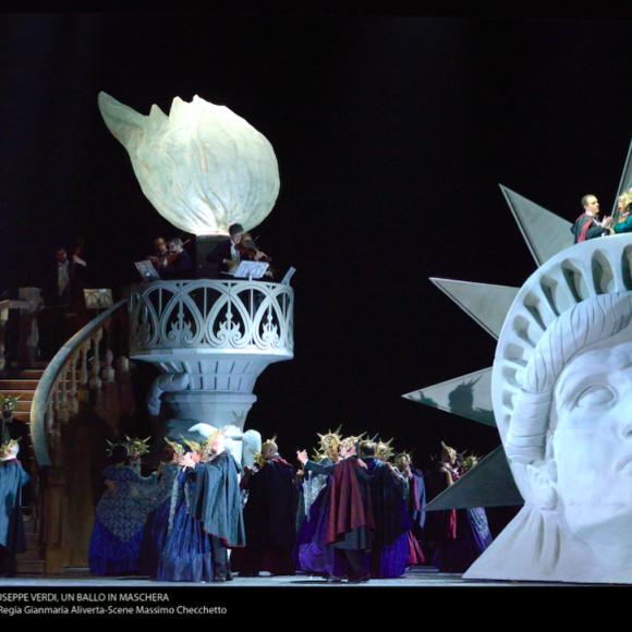 Un ballo in maschera | Giuseppe Verdi | Teatro de la Maestranza