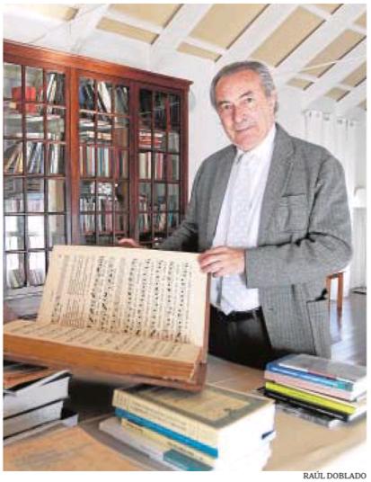 Semblanza de Jacobo Cortines en ABC de Sevilla