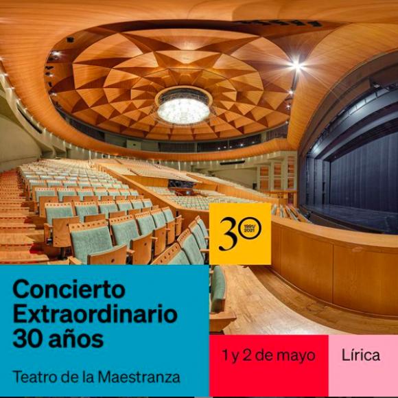 30 Aniversario Teatro de la Maestranza. Gala Lírica