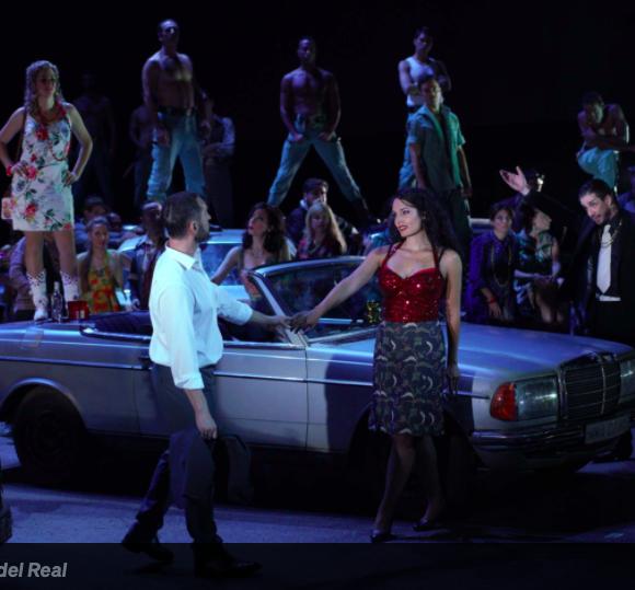 Carmen, ópera en el Teatro de la Maestranza