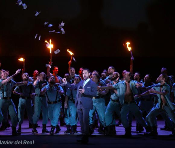 Nueva función de Carmen en el Teatro de la Maestranza